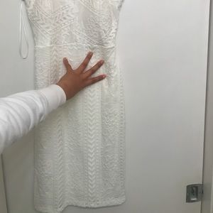 Jade Strappy Lace Dress Guess Nwt